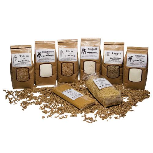bioimkerei faehnle getreide mehl