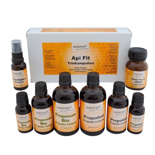 bioimkerei faehnle apitherapie produkte